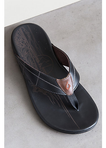 Men's Olukai Hokule'a Kia Sandals