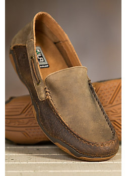 Men's Ariat Gleeson Suede Shoes