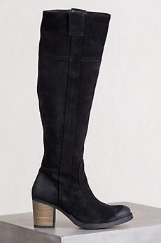 Women's Bos & Co Horton Tall Waterproof Suede Boots