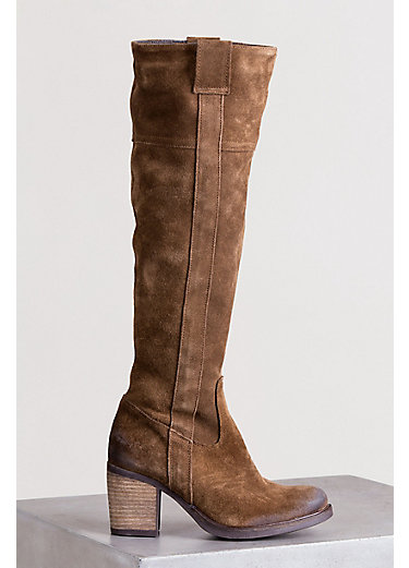Women's Bos & Co Horton Waterproof Suede Boots