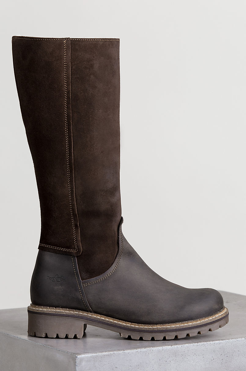 7c48fa325 Women s Bos   Co Hudson Wool-Lined Waterproof Leather Boots