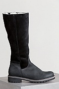 Women S Bos Amp Co Hudson Shearling Lined Waterproof Leather