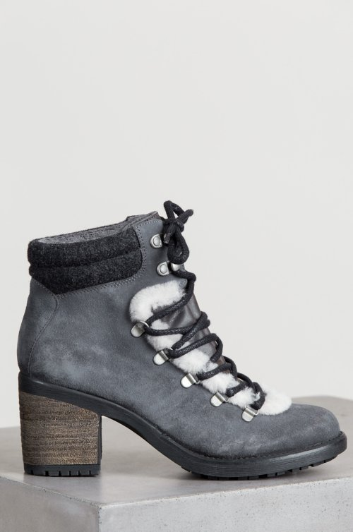Women's Bos & Co Mantel (Overland Edition) Waterproof Suede Boots