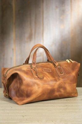 Coronado Americana Leather Duffel Bag