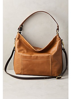 Coronado Helen Leather Crossbody Tote Handbag with Concealed Carry Pocket