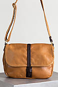 Coronado Heidi Leather Crossbody Handbag with Concealed Carry Pocket