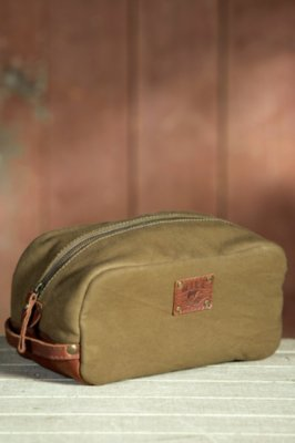 Will Grady Cotton Canvas Travel Kit