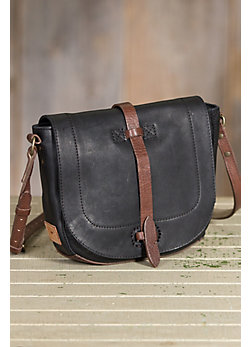 Will Seneca Leather Messenger Bag