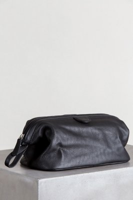 Facile Top Leather Travel Kit