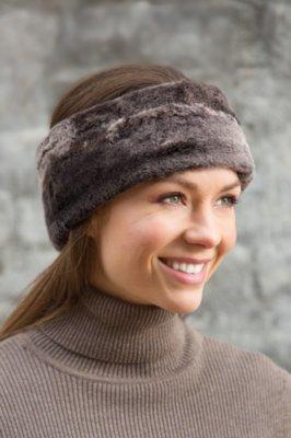Shearling Sheepskin Headband