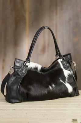 Overland Bisbee Calfskin Leather Handbag