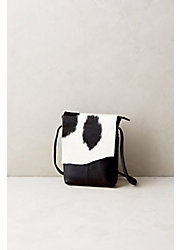 Eckert Small Cowhide Crossbody Handbag