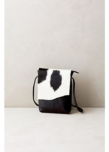 Eckert Small Cowhide Crossbody Bag