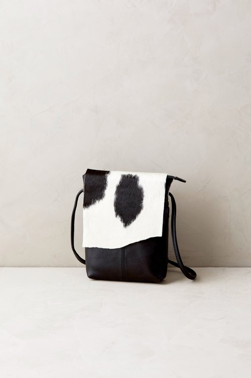 Odessa Cowhide Small Crossbody Bag
