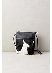 Ashland Cowhide Crossbody Handbag
