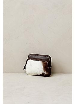 Taft Cowhide Mini Wallet