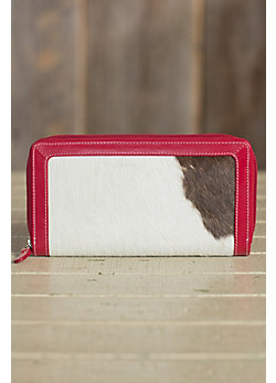 Bowie Cowhide Wallet