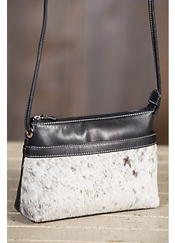 Overland Adeline Leather Crossbody Handbag