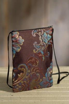 Rockwell Tharp Passion Ranch Brocade Crossbody Handbag