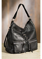 Overland Madison Italian Cowhide Leather Shoulder Bag