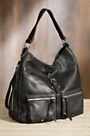 Overland Madison Italian Cowhide Leather Tote Bag