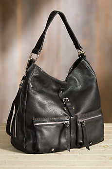 Overland Madison Italian Cowhide Leather Tote Bag