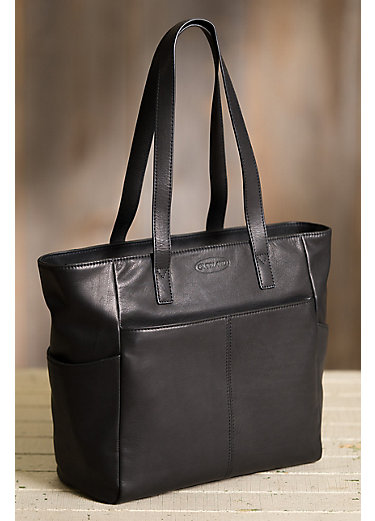 Nashua Leather Tote Bag