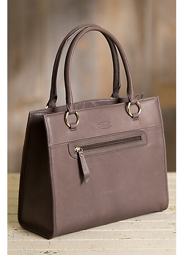 Artesia Leather Tote Bag