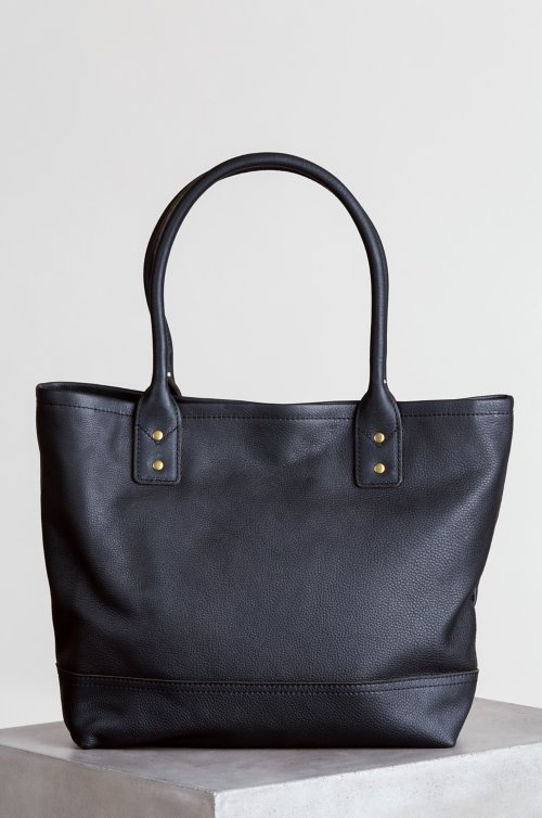 Montecito Leather Travel Tote Bag