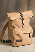 Dickson Butter Leather Backpack