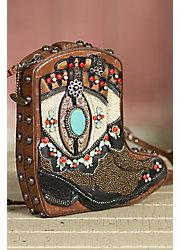 Two Step Mary Frances Designer Handbag
