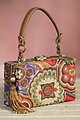 Ambrosia Mary Frances Designer Handbag
