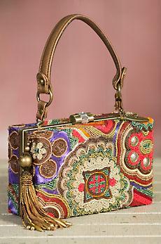 Ambrosia Mary Frances Designer Handbag
