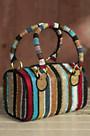 Line Up Mary Frances Designer Handbag