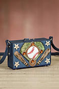Home Run Mary Frances Designer Handbag
