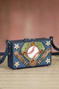 Home Run Mary Frances Designer Handbag