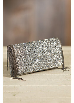 Sway Mary Frances Designer Clutch Handbag