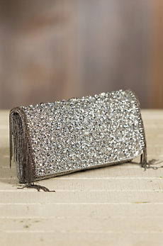 Sway Mary Frances Designer Clutch Handbag