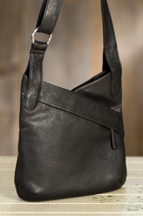 Jessica Leather Crossbody Bag