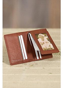 Argentinian Leather Billfold Wallet