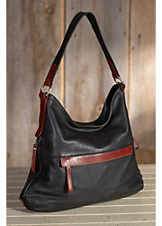 Elena Argentinian Leather Shoulder Bag