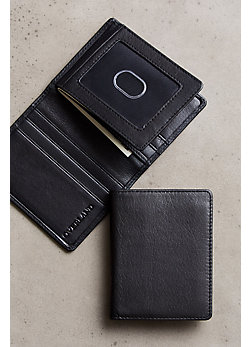 Argentinian Leather Billfold Wallet with RFID Protection