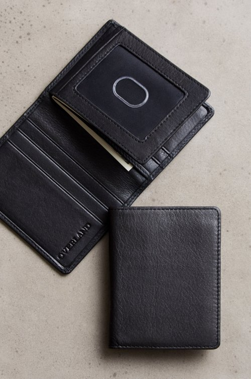 Argentine Leather Billfold Wallet