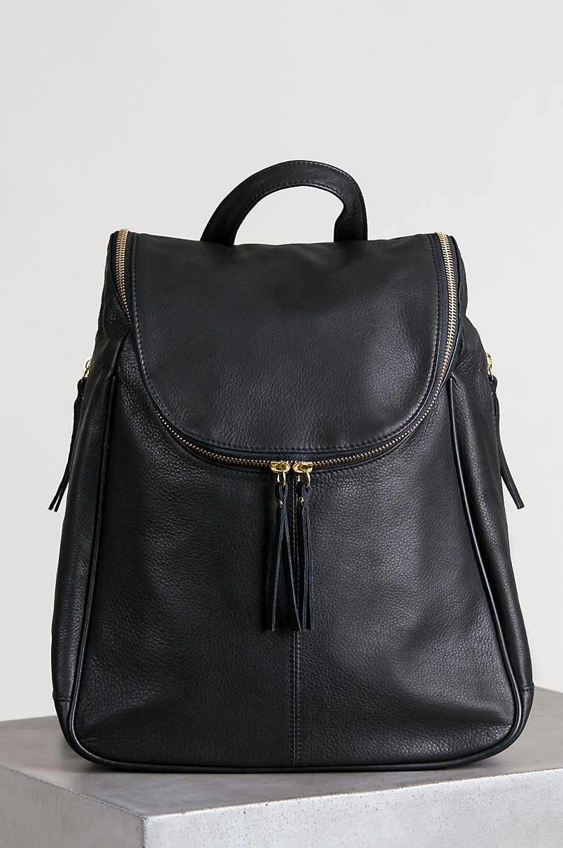 51519d658e4 Nora Argentine Leather Backpack Purse   Overland