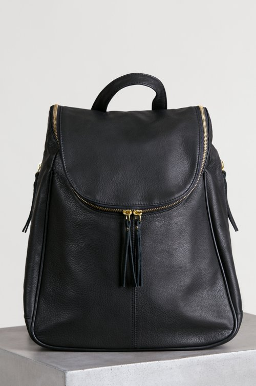 Florence Argentine Leather Backpack Purse