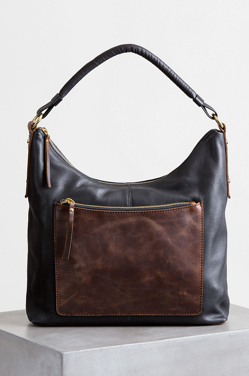 Thea Argentine Leather Crossbody Shoulder Bag with RFID Pocket ... c3f563338d387