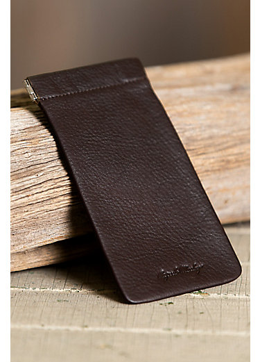 Argentine Leather Glasses Case