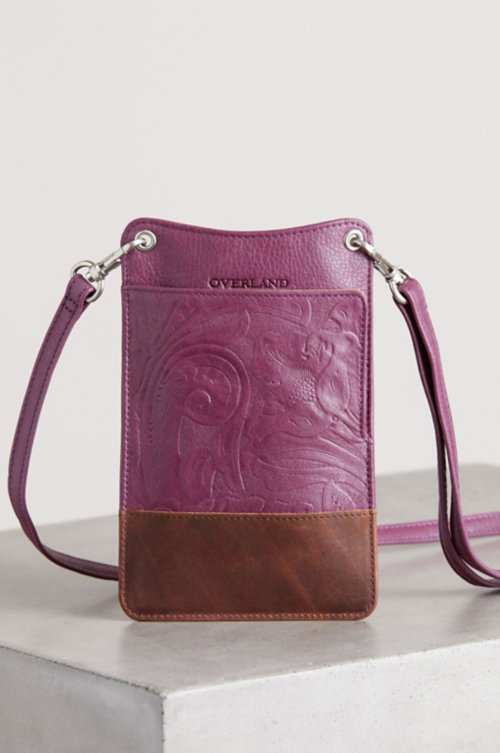 Roma Floral Embossed...