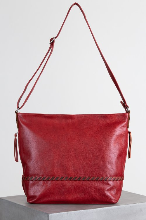 Venice Argentine Leather Crossbody Shoulder Bag