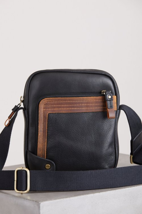 Tahoe Leather Crossbody Bag